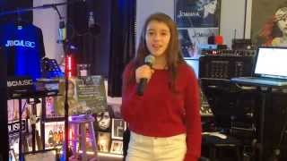 MADISON LEE - All I Want For Christmas Is You (Vince Vance & The Valiants Cover) (JBCMUSIC)