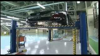 Honda FCX Clarity - Manufacturing Process
