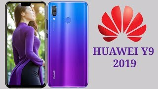 Huawei Y9 2019 Camera, Colors, Full Features, Gaming, Review, Black - Amazing Technology Mobile!
