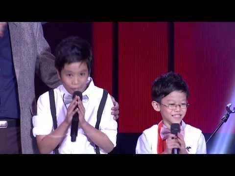 The Voice Kids Thailand - Battle Round - พรู VS ฮับ VS อริส - รักไม่ต้องการเวลา - 16 Mar 2014