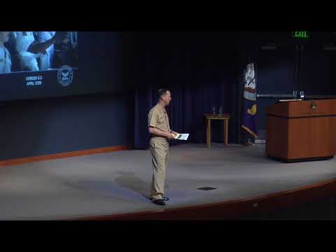 Chief of Naval Operations remarks at U S  Naval War College