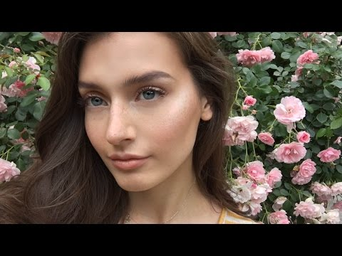 No-Makeup Makeup Tutorial Ft. Glossier   Jessica Clements