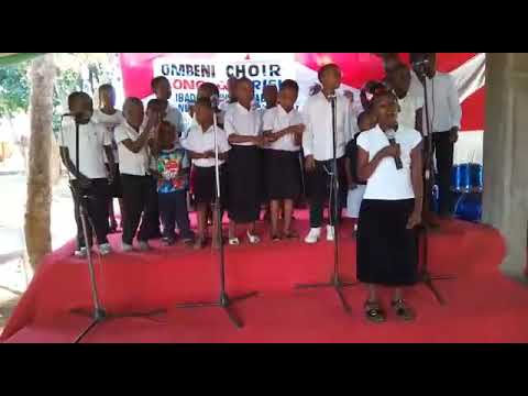 Mc David na Children of Creator choir ktk kusifu na kuabudu