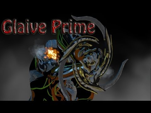 Glaive Build  Warframe