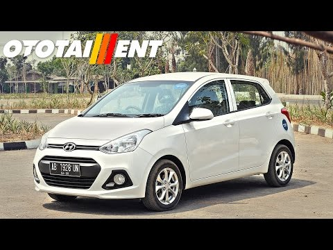 Hyundai Grand i10 Review Indonesia