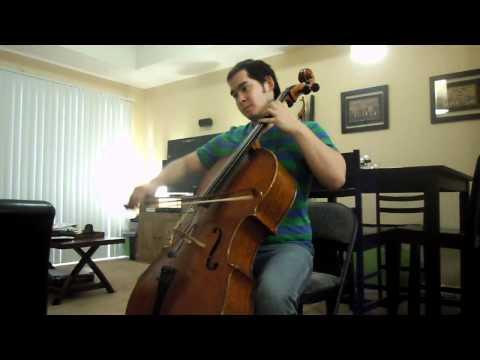 11. Gavotte - Suzuki Cello Book 2