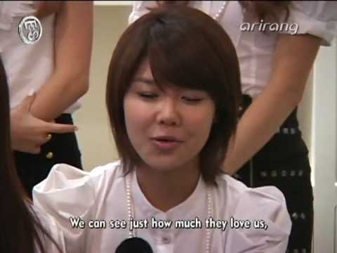 [Vietsub] SNSD On Location Korea Vietnam Friendship Festival on Arirang's Showbiz Extra