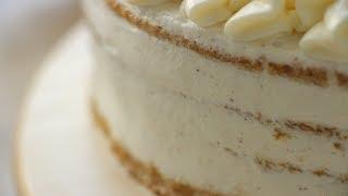 Крем из сливочного сыра и сливок / Cream Cheese Frosting Tarifi / Cream Cheese Frosting Recipe