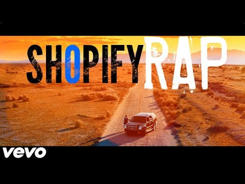 SHOPIFY RAP OFFICIAL VIDEO [In The Style Of Black & Yellow By Wiz Khalifa]