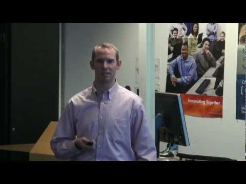Careers Speaker Series: Josh McDonald of Weber Thompson Architecture 4/4