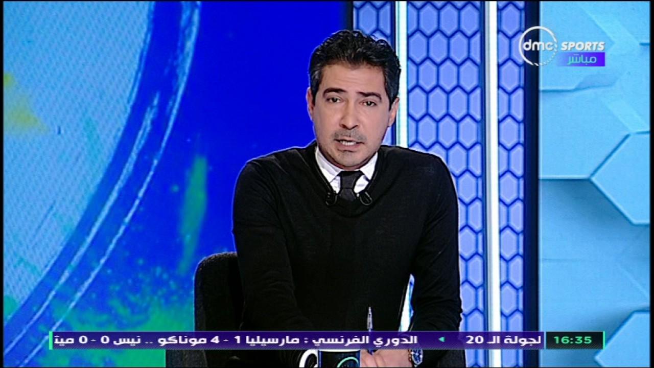 محمد بركات : الجزائر لا يستحق اكثر من نقطة وتونس خسر نفسه