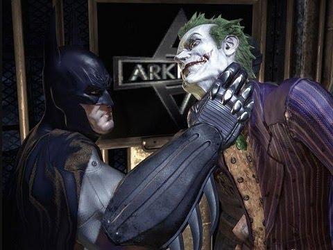Joker - FINAL BOSS FIGHT - Batman Arkham Asylum