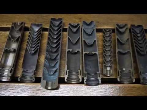 The Ultimate Suppressor Picture Collection aka Silencer