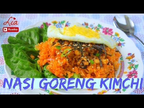 chicken-kimchi-fried-rice,-simple-recipe-kimchi-bokkeumbap
