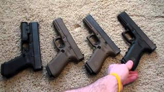 Glock Collection 9/23/15
