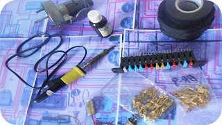 Электропроводка трактора МТЗ с нуля. Ремонт МТЗ80