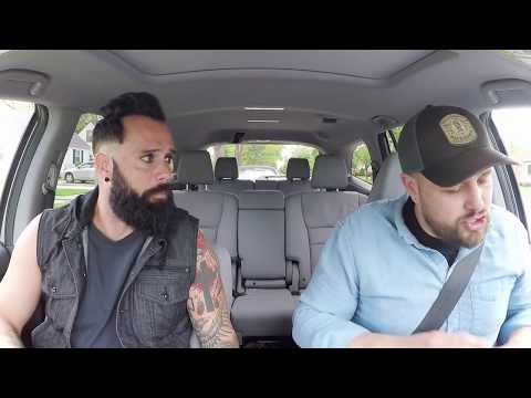 Carpool Karaoke ft  John Cooper of Skillet car road