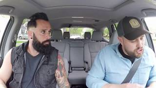 Carpool Karaoke ft  John Cooper of Skillet car road