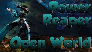 Power Reaper Open World