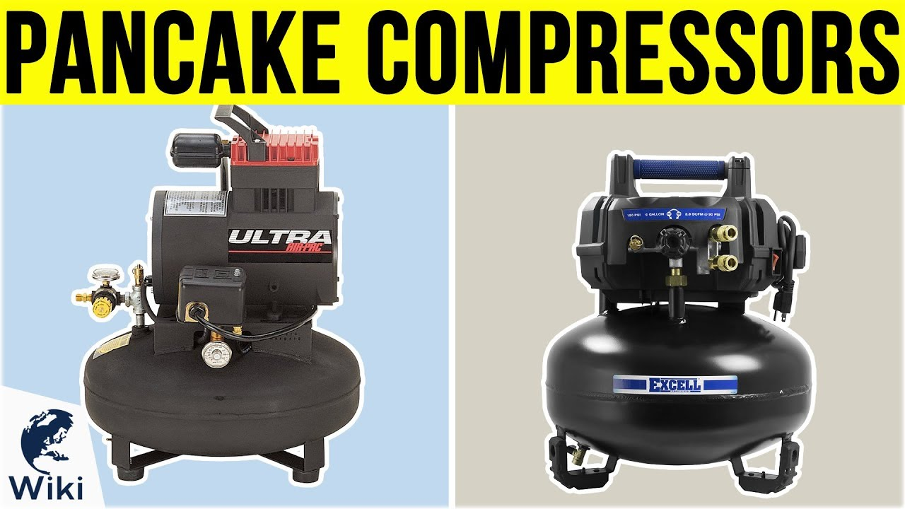 Top 10 Pancake Compressors Of 2019 Video Review