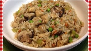 Chicken Fried Rice Leftover Makeover ~ Noreen's Kitchen