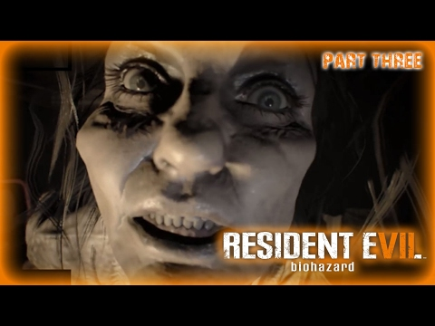 Aunt May|Resident Evil 7 part 4