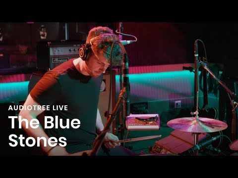 The Blue Stones - Black Holes (Solid Ground) | Audiotree Live
