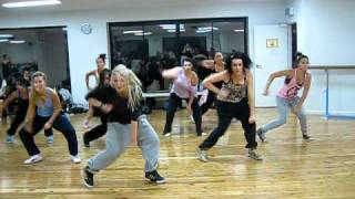 'love the way u lie' Eminem & Rihanna choreography by Jasmine Meakin (Mega Jam)
