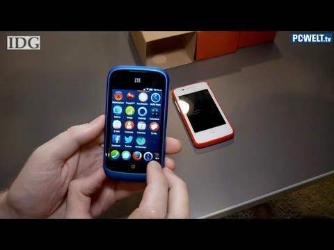 Firefox-OS-Smartphones: ZTE Open & Alcatel One Touch Fire im Hands-on