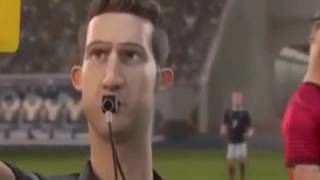 Video Video Lucu Ronaldo Dan Rooney  Nike Football Cartoon Commercials  Gudang Ngakak!! download MP3, 3GP, MP4, WEBM, AVI, FLV September 2018