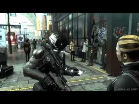 Deus Ex: Mankind Divided - Official Gameplay Demo E3 2015