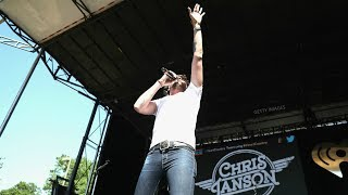 Chris Janson Explains Lyrics Behind Drunk Girl