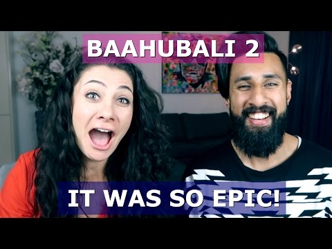 BAAHUBALI 2 - THE CONCLUSION REACTION AND REVIEW | BOLLYWOOD REACTION IV