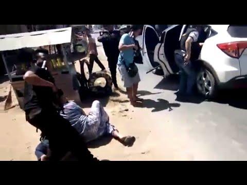Video amatir penangkapan bandar sabu 9...