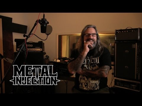 "GORGUTS On The Writing of New Album ""Pleiades Dust"" 