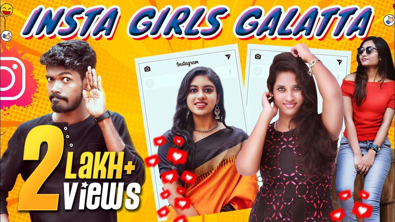 Insta Girls Galatta | Galatta Guru | Madrasi