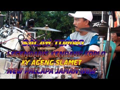 Salah Tompo Jaman Now - Full Kendang Cak met - New Pallapa Terbaru