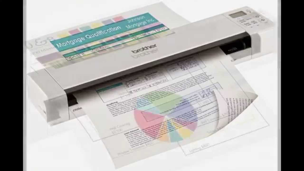 Ocr scanner review brother ds 620 mobile color page for Brother ds 620 mobile color page scanner review