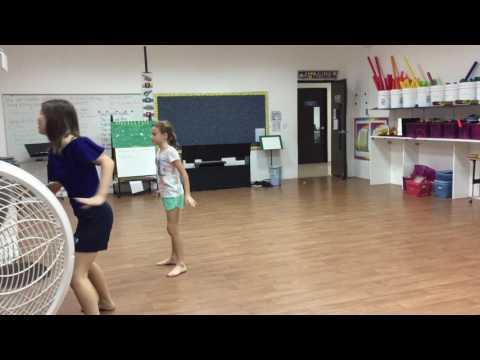 Wild & Free Marty Choreo Practice