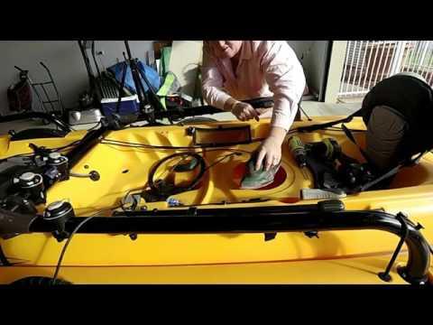 AI TI Hatch Gasket Upgrade
