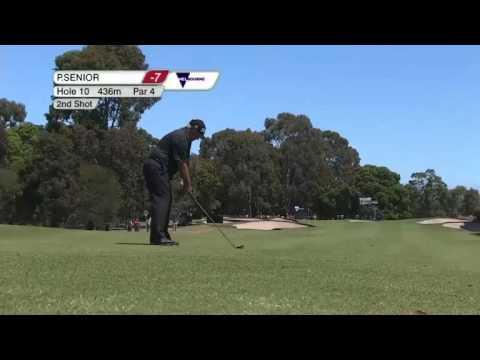 Peter Senior edges Australian Masters