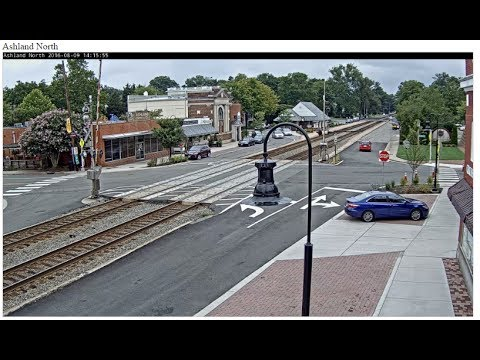 Virtual Railfan LIVE Stream - Ashland, VA