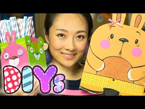 DIY Kawaii Room Decor Ideas from Cardboard - 3 Easy Craft Projects to Make at Home