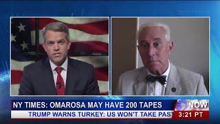 Roger Stone Talks about Omarosa