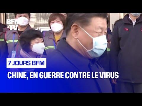 Chine, En Guerre Contre Le Virus