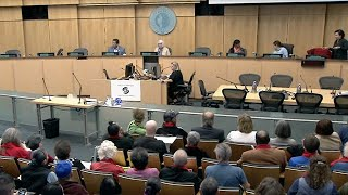 Seattle City Council Select Budget Committee Public Hearing 10 3 19
