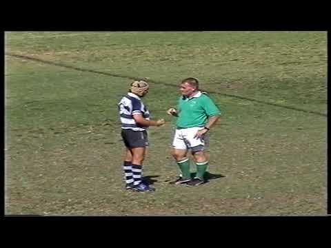 North Ward Old  Boys Rugby Union - Grand Final 2001 Part 2