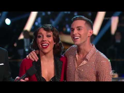 HD Adam And Jenna Dancing With The Stars | FINALE - Jazz