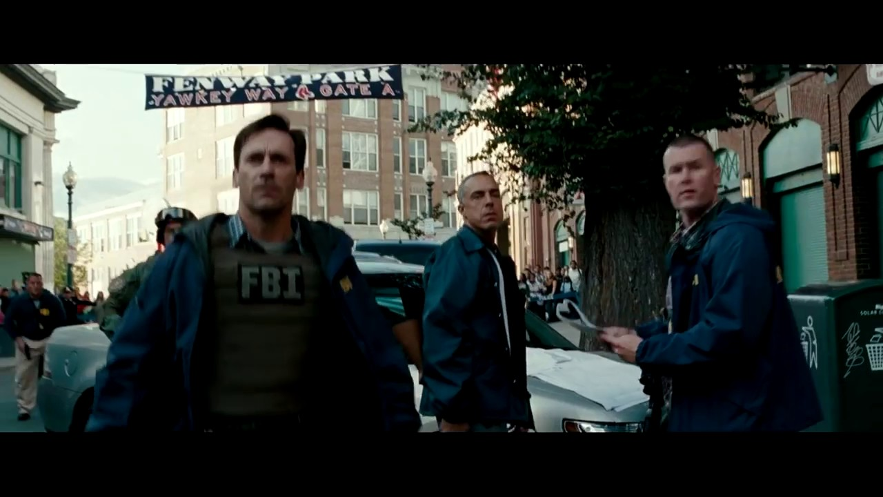 THE TOWN FINAL SHOOTOUT SCENE PART 1 ...