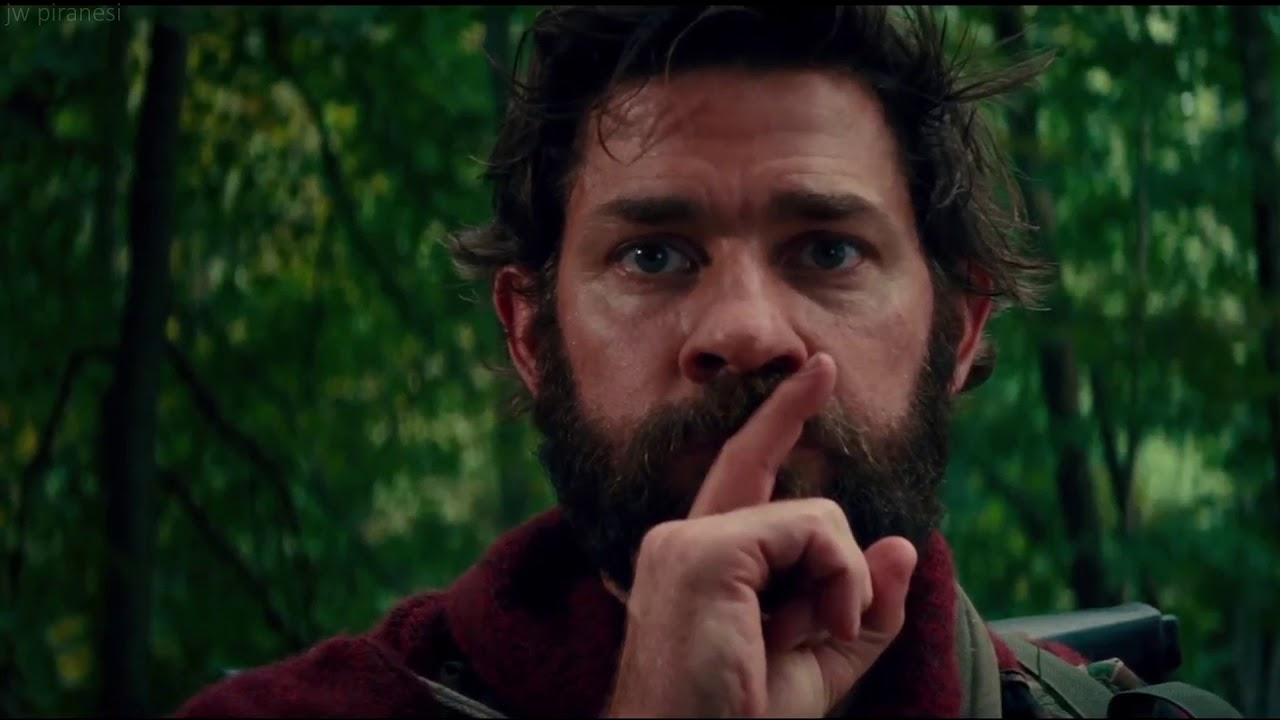 A Quiet Place | Screaming Old Man Meme - YouTube